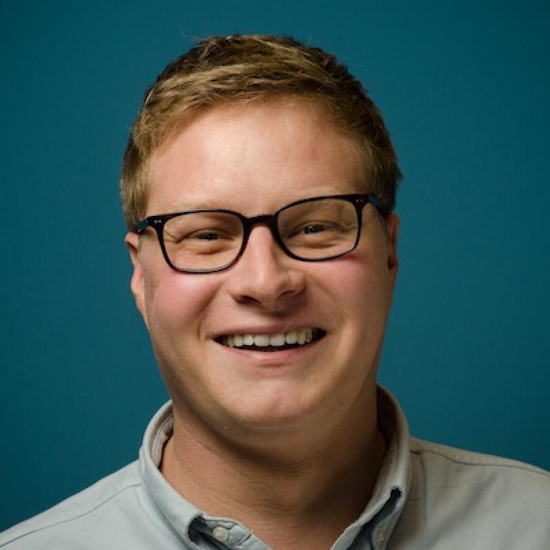 Photo of Patrick Hamann