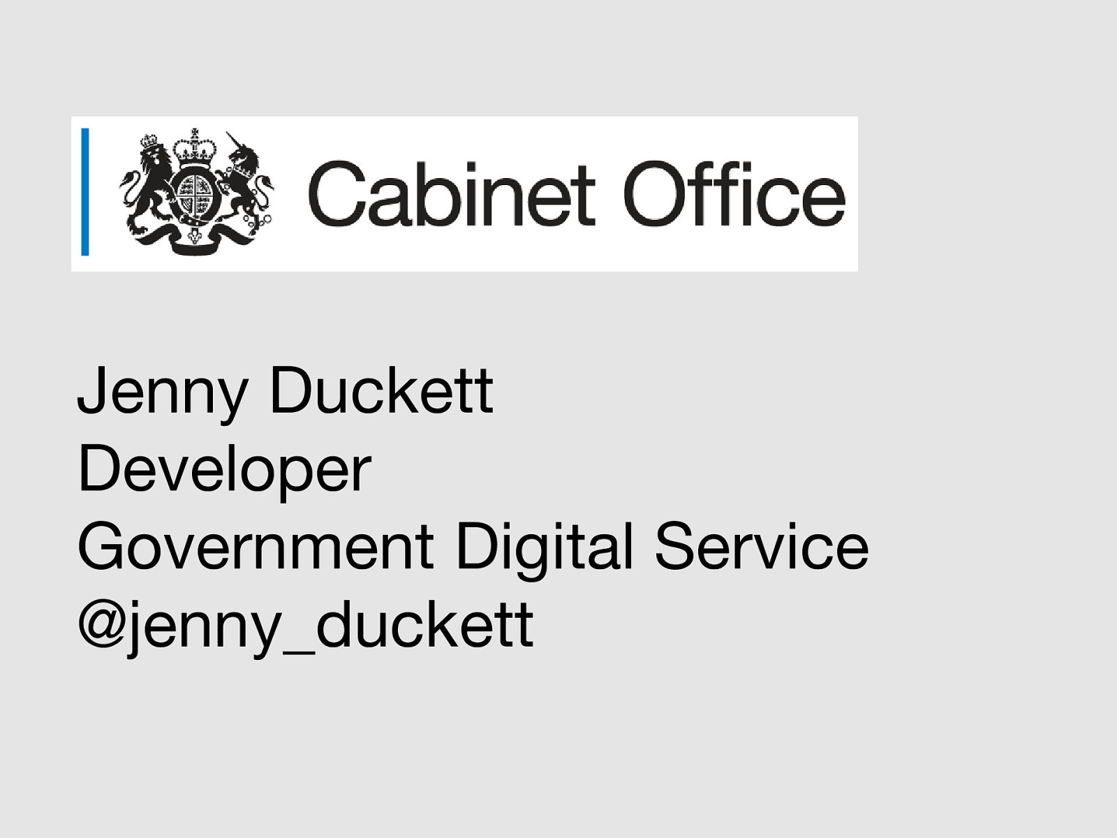 Moving government publishing to GOV.UK without breaking the web