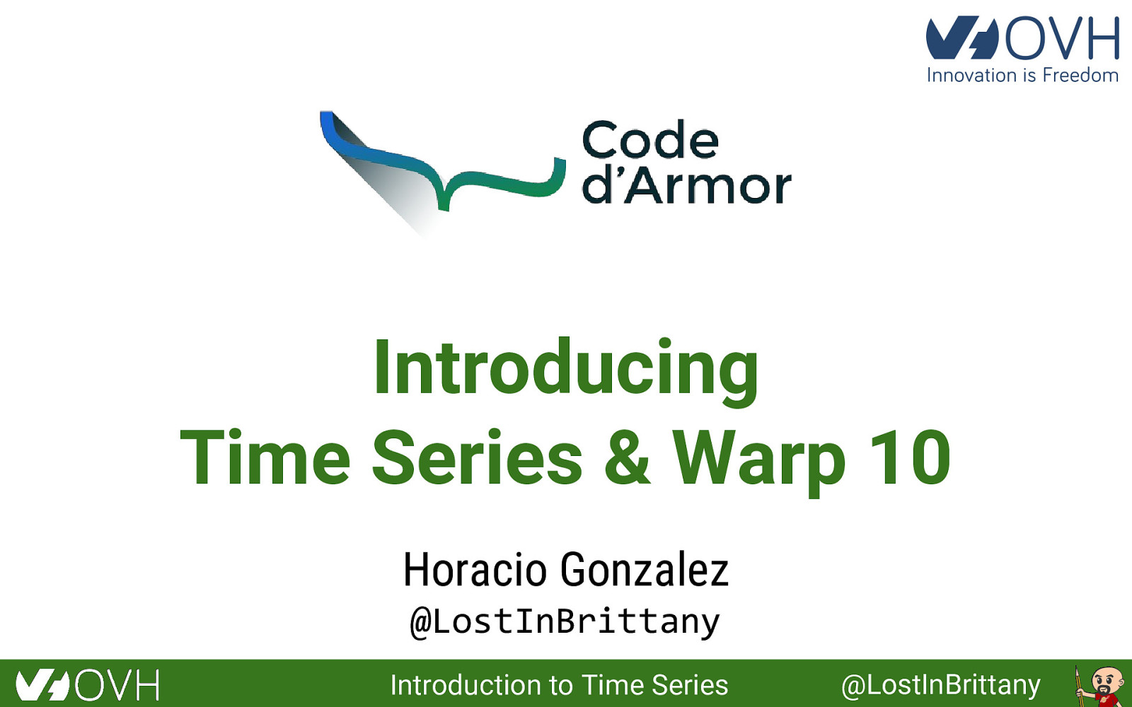 Introducing Time Series & Warp 10