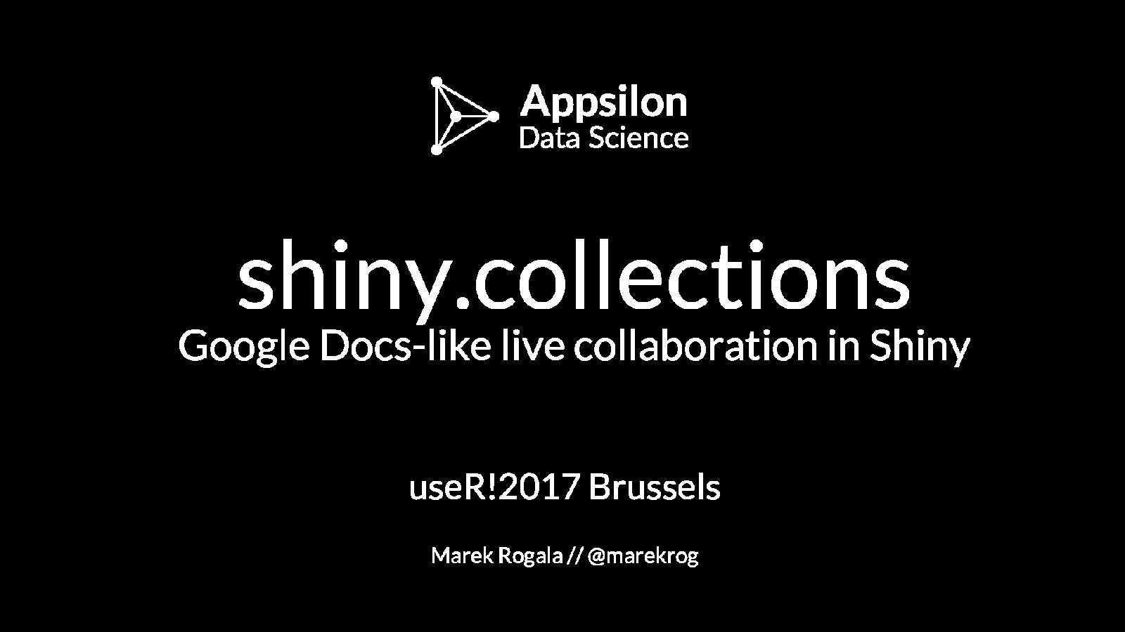 Shiny.collections: Google Docs-like live collaboration in Shiny