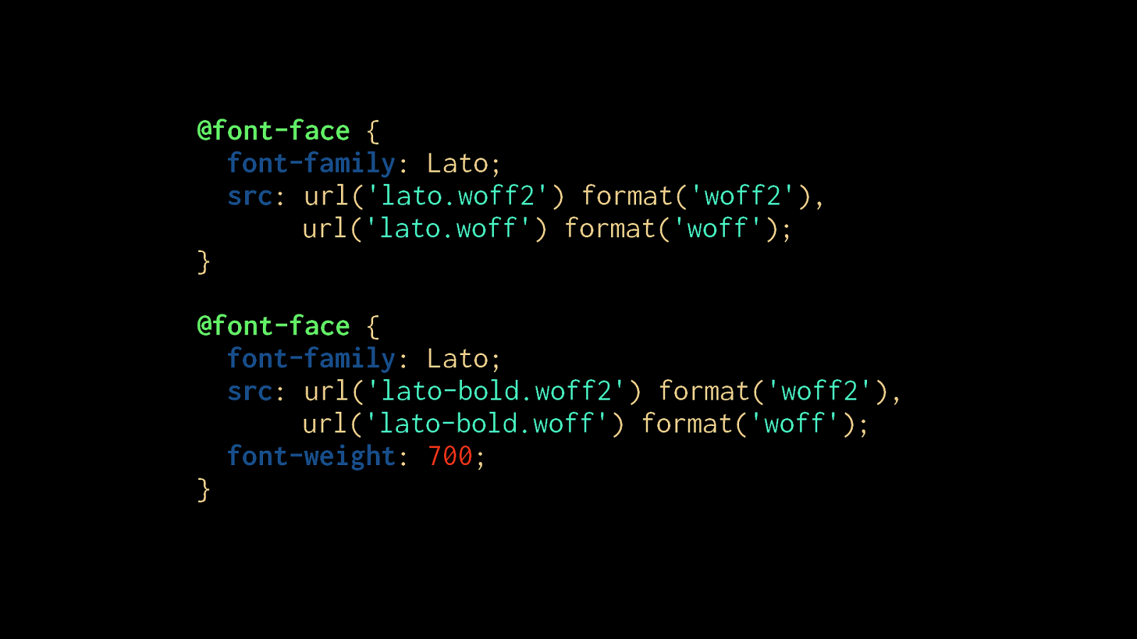 Web Fonts are ▢▢▢ Rocket Science