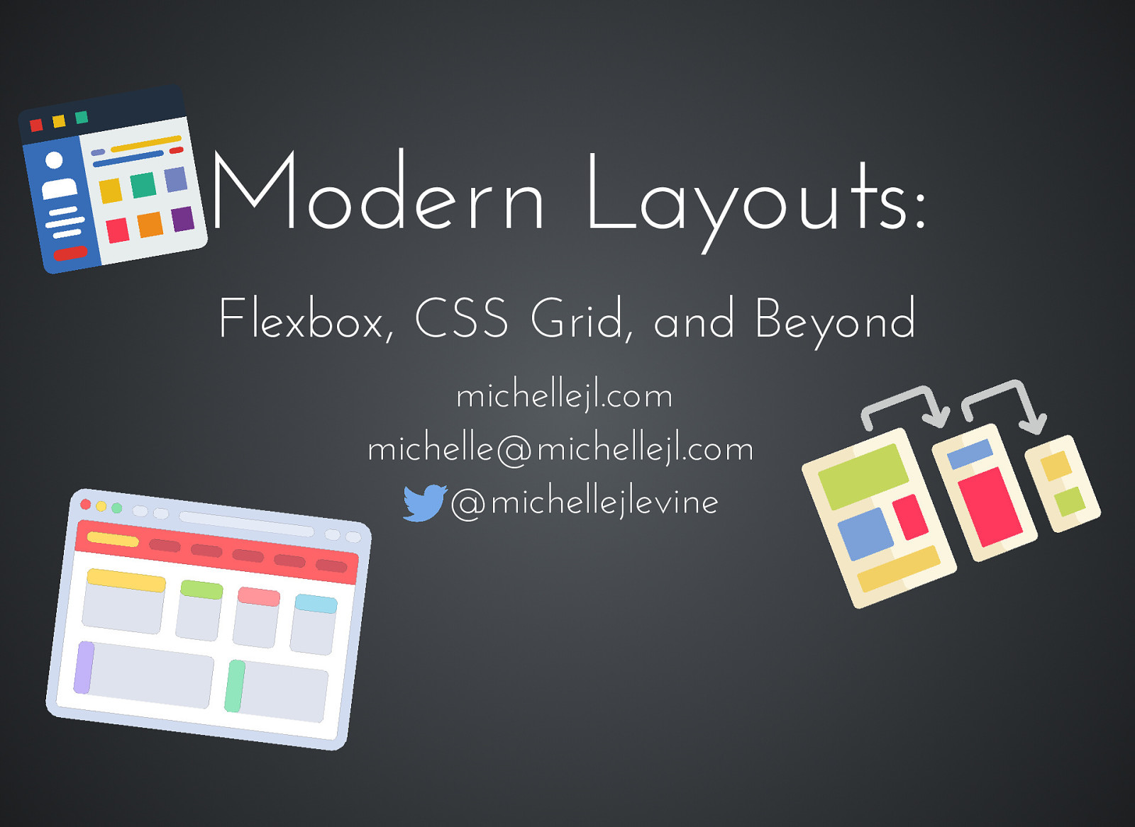 Modern Layouts: Flexbox, CSS Grid, and Beyond