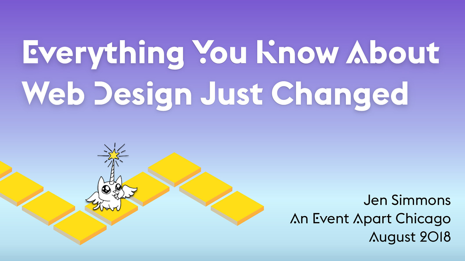 Everything You Know About Web Design Just Changed