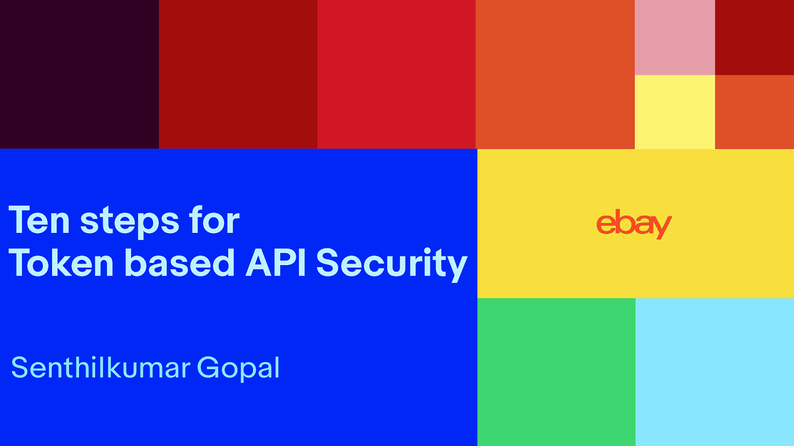 Ten Steps for Token based API Security