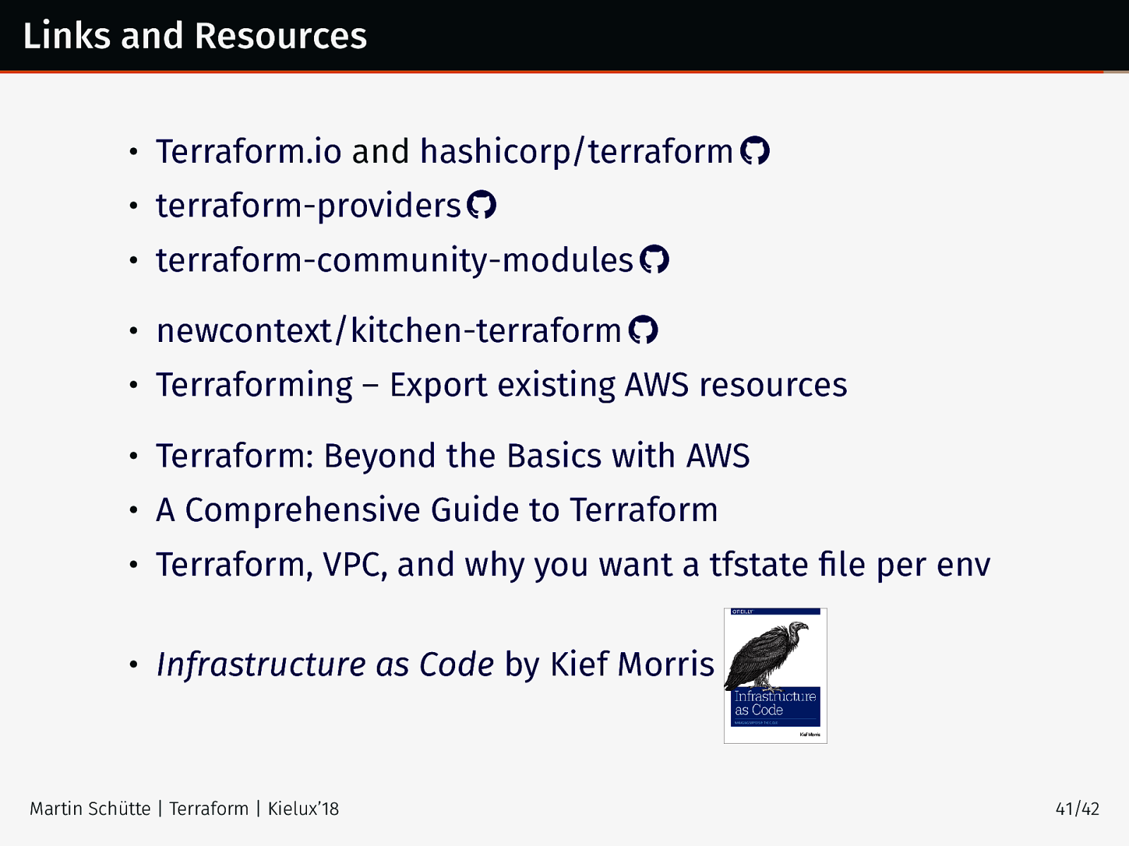 Terraform – Infrastructure as Code