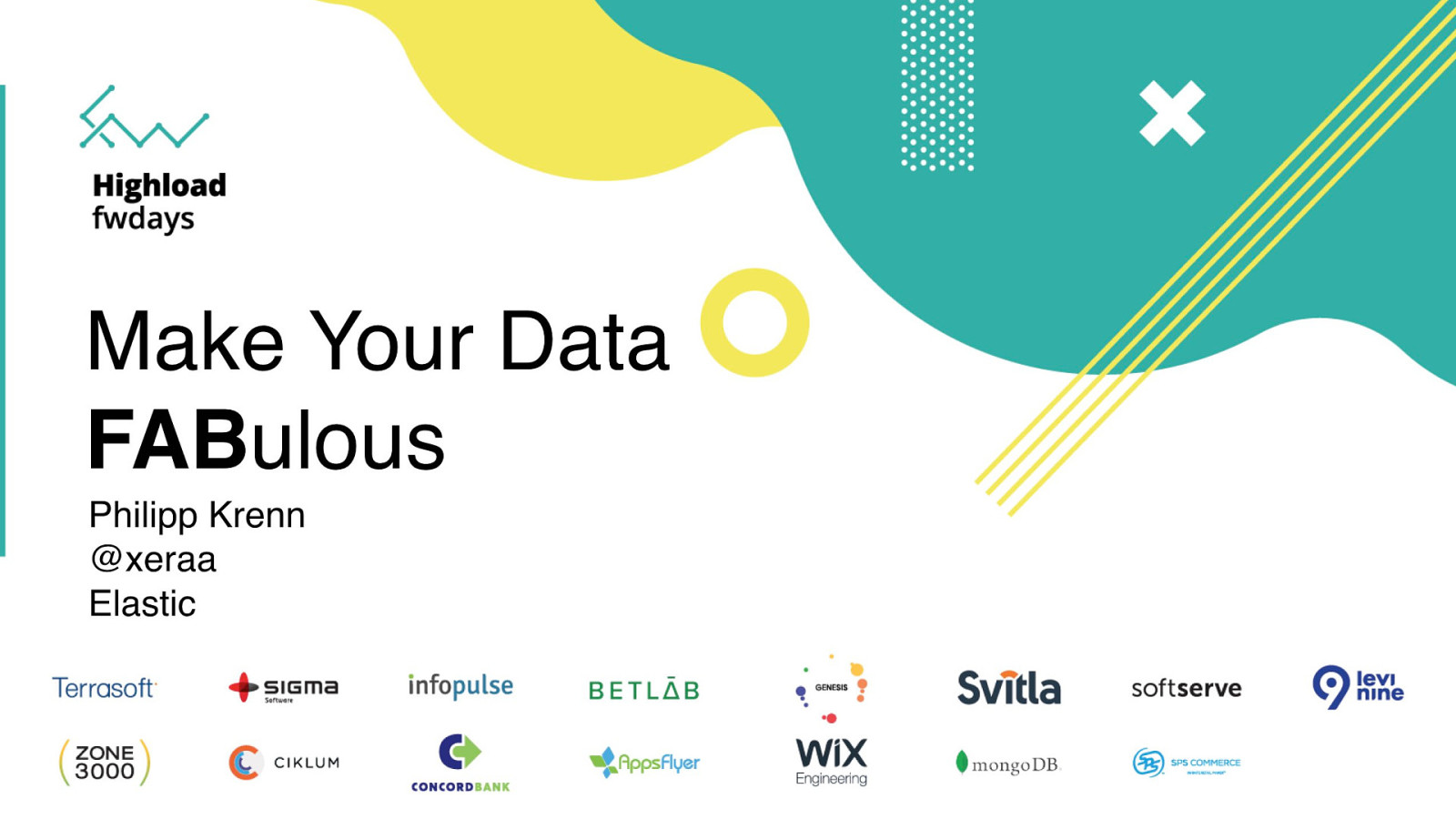 Make Your Data FABulous