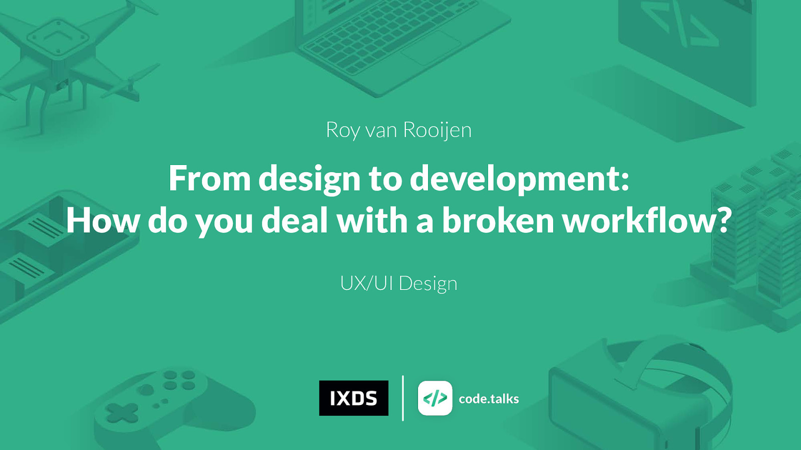 From design to development: How do you deal with a broken workflow?