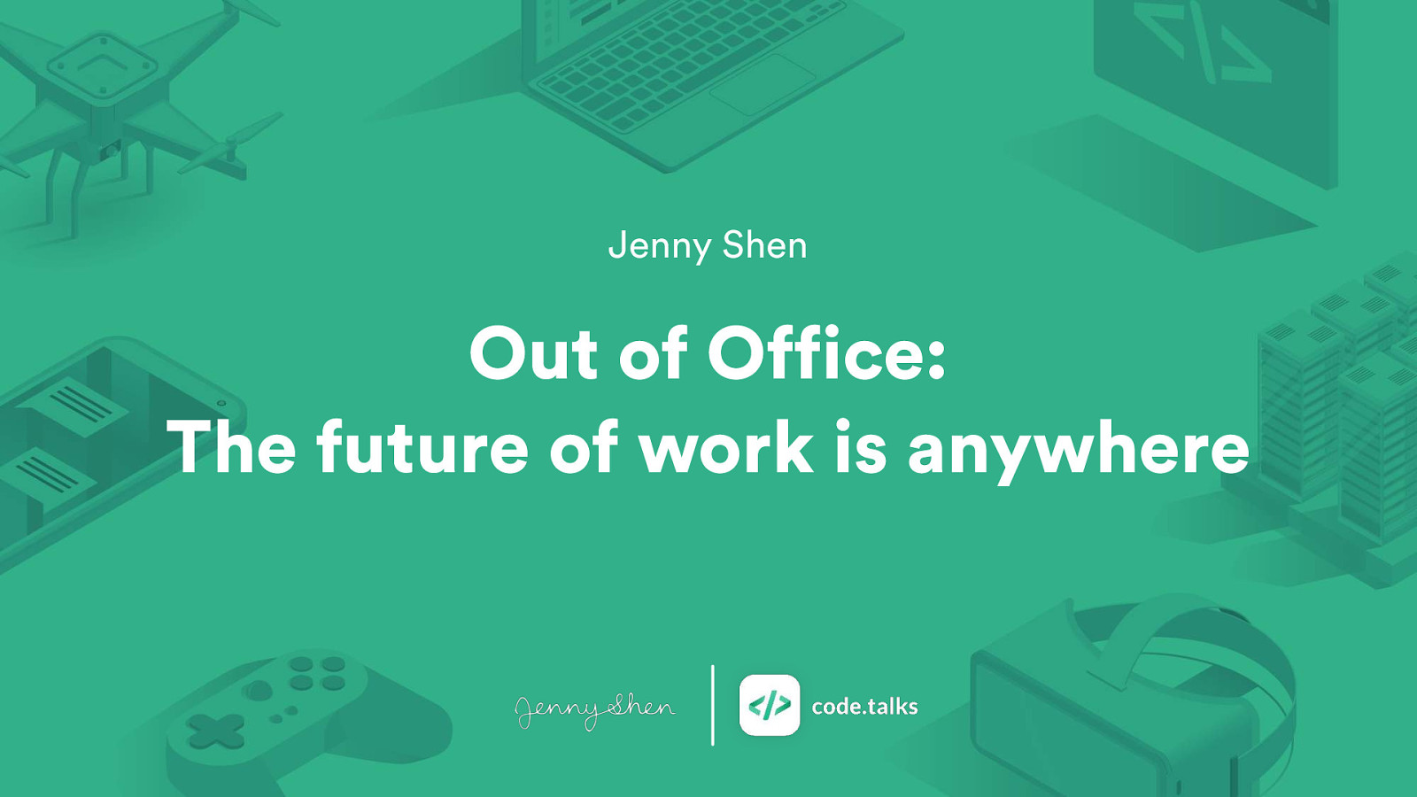 Out of Office: The future of work is anywhere