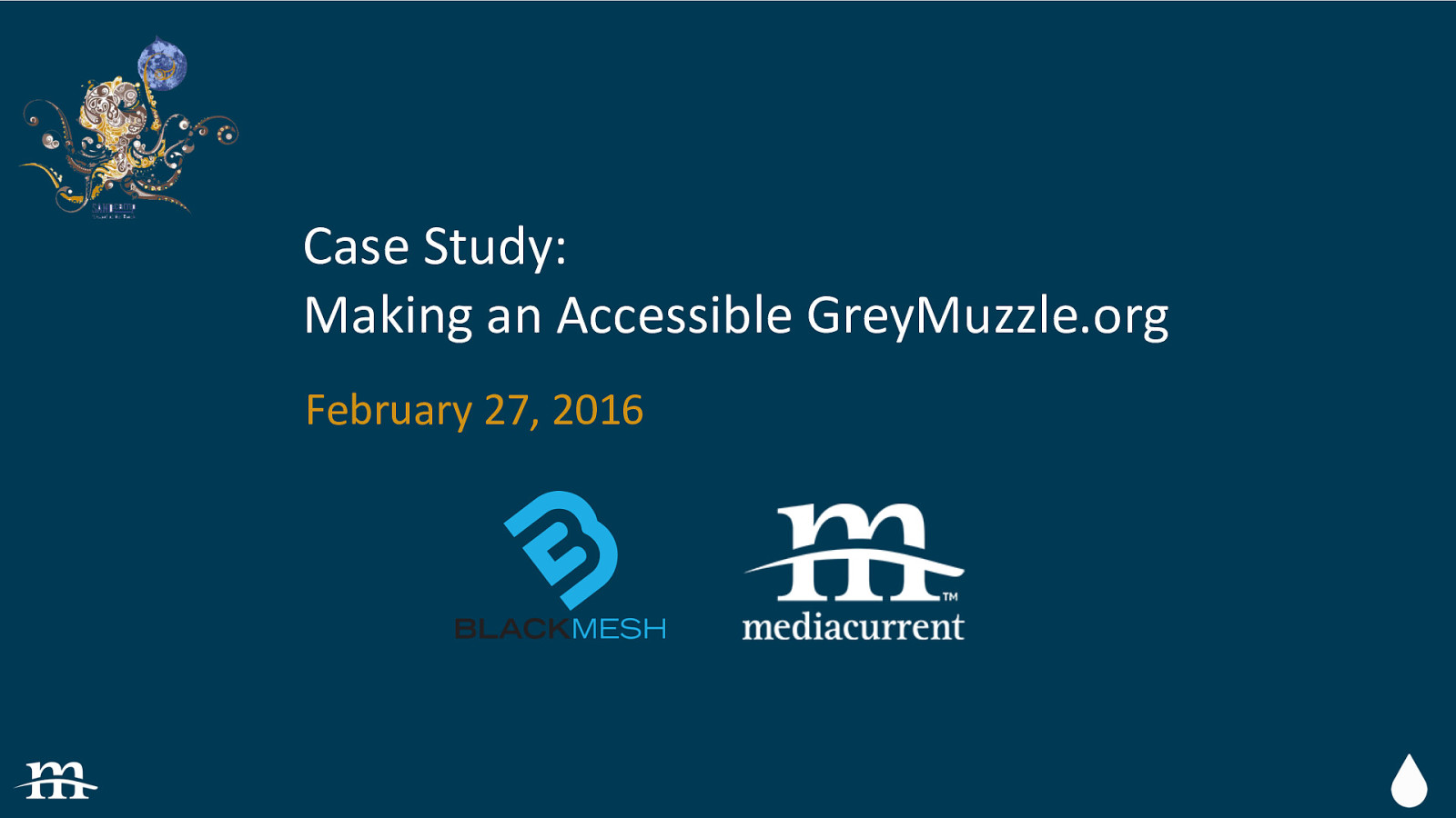 Case Study: Making an Accessible GreyMuzzle.org