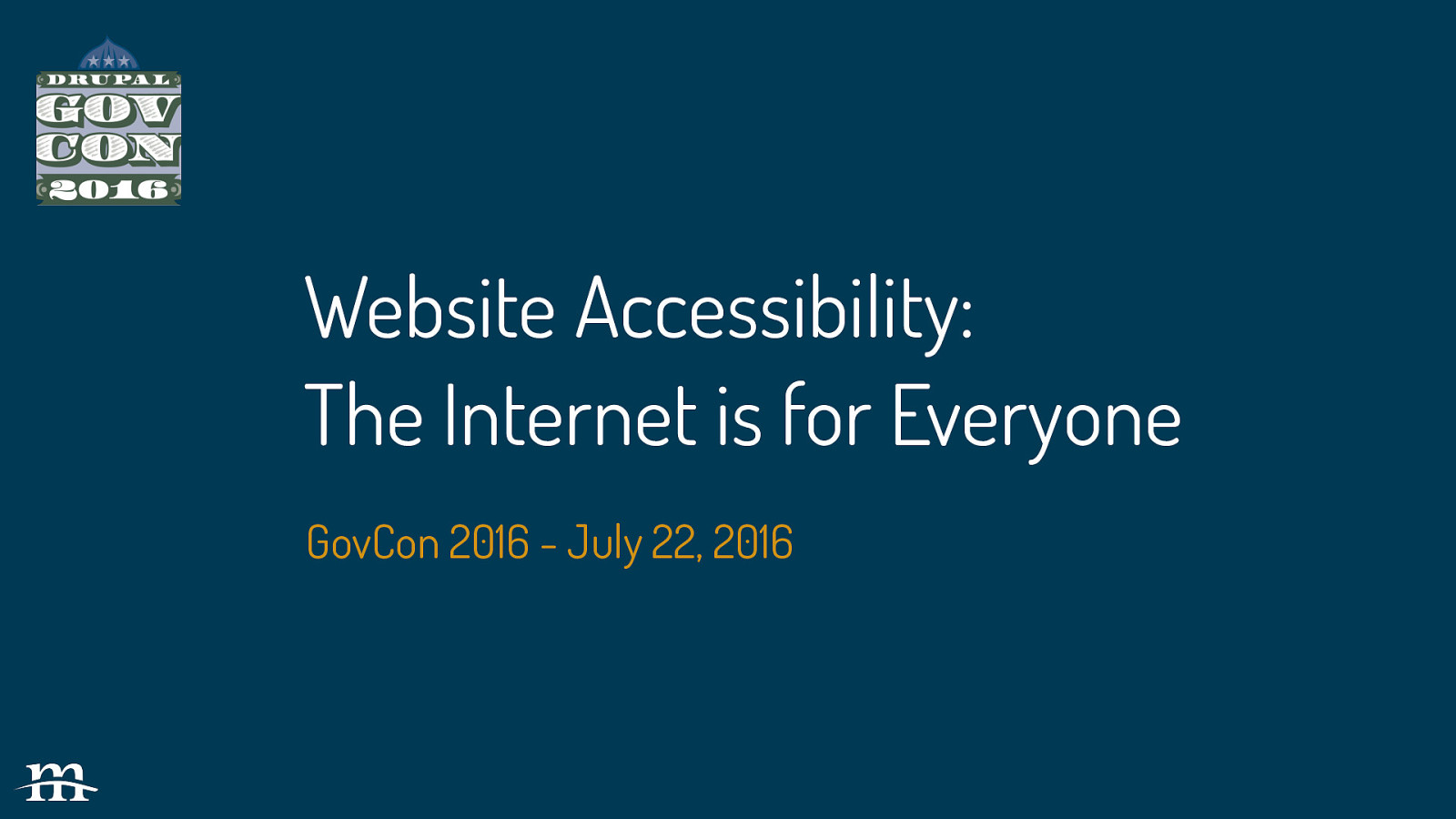 Website Accessibility: The Internet is for Everyone