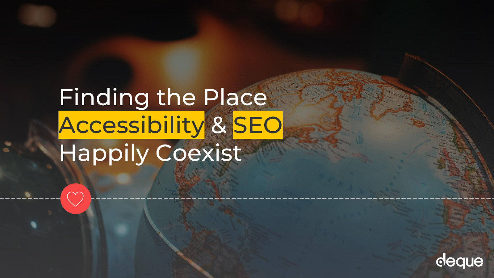 Finding the Place Where Accessibility and SEO Happily Co-Exist (extended version)