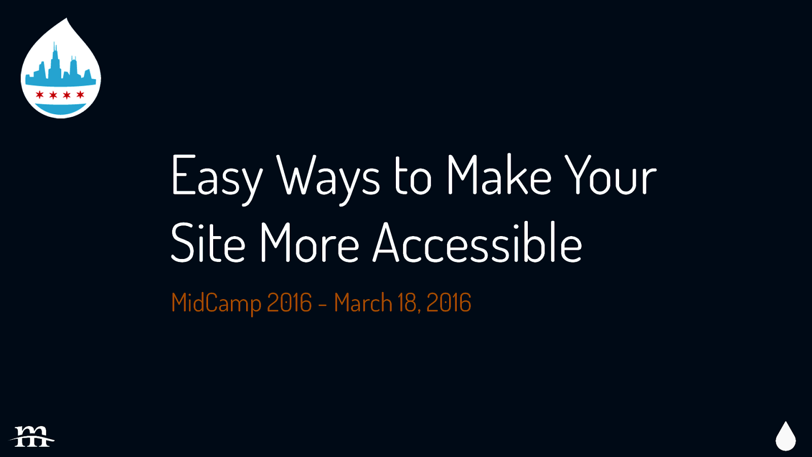 Easy Ways to Make Your Site More Accessible
