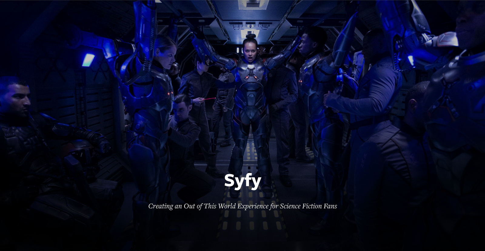 Making Syfy.com Out of this World (Panel)