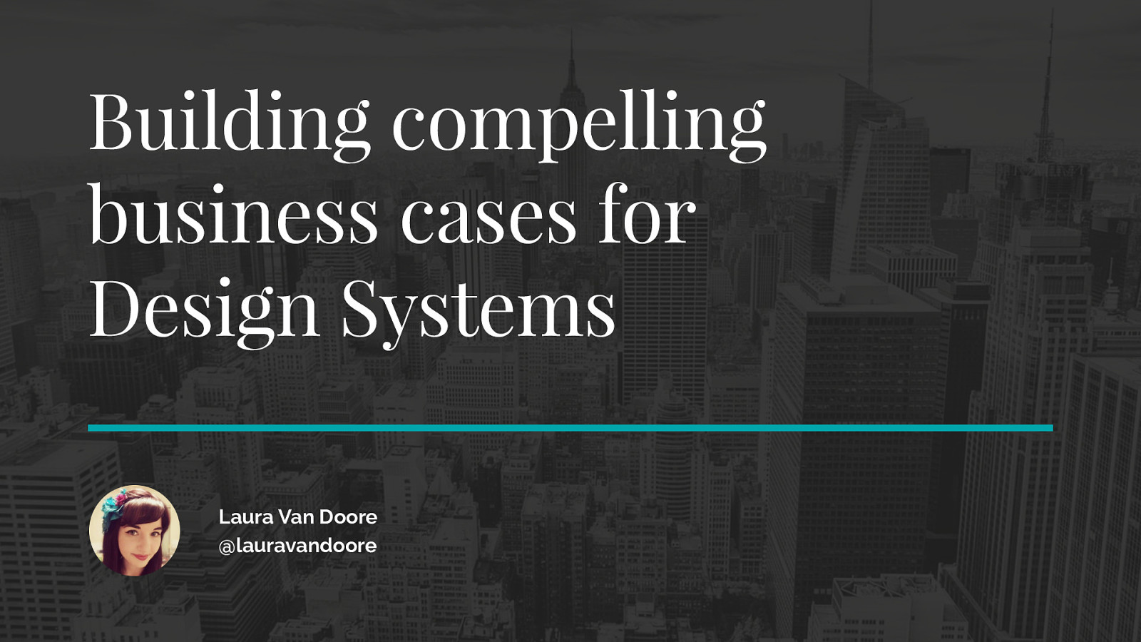 Building compelling business cases for Design Systems