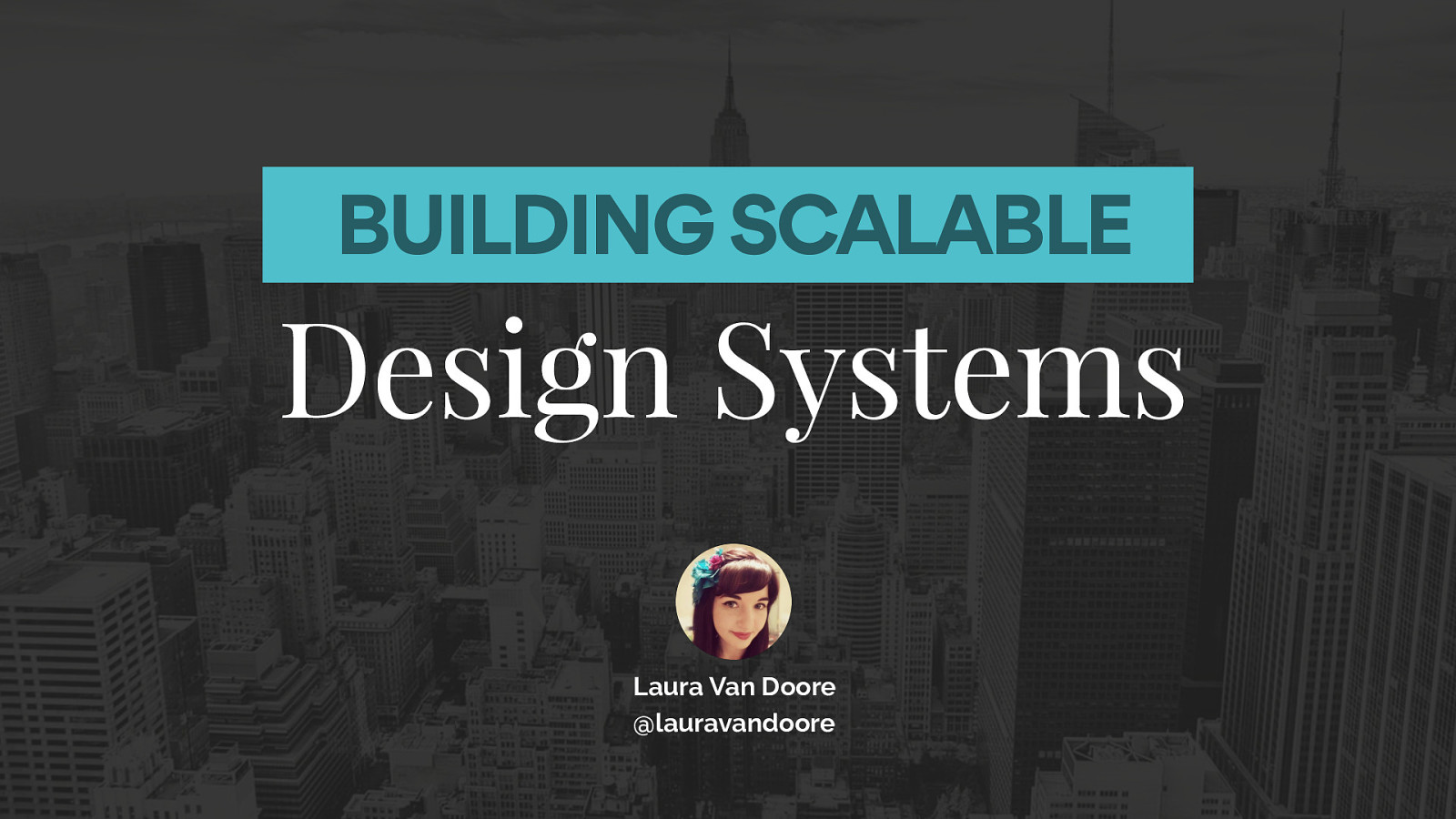 Building a Scalable Design System with Sketch