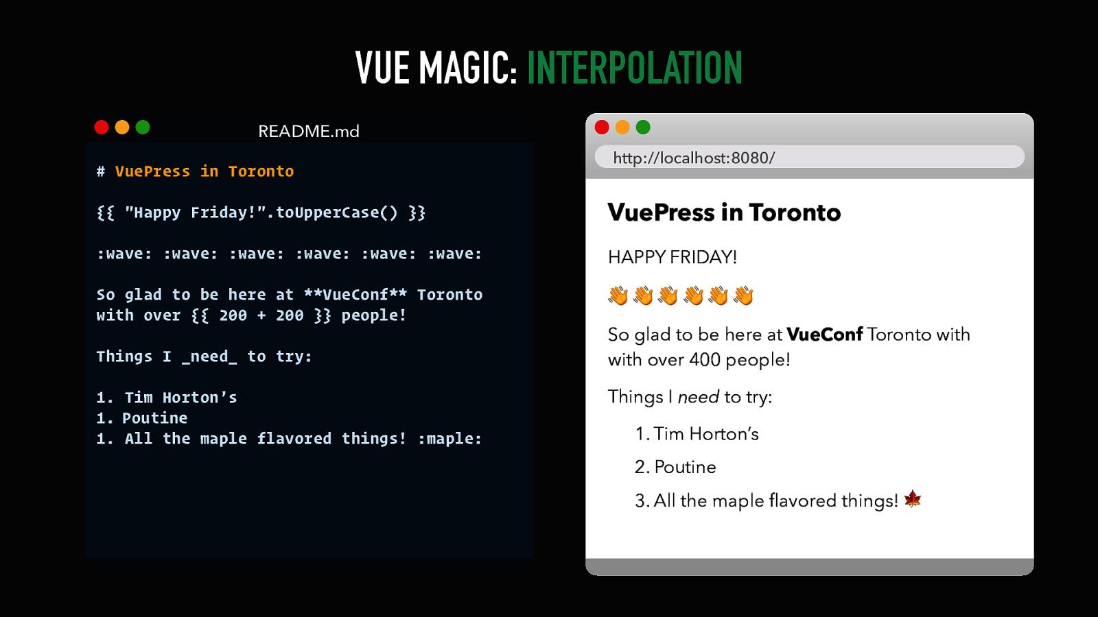 VuePress: Documentation Made Easy
