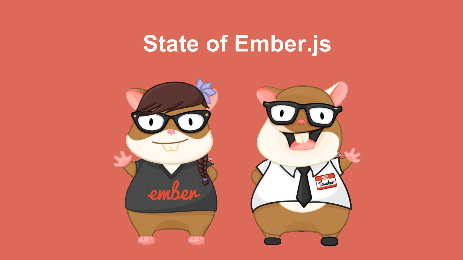 State of Ember.js