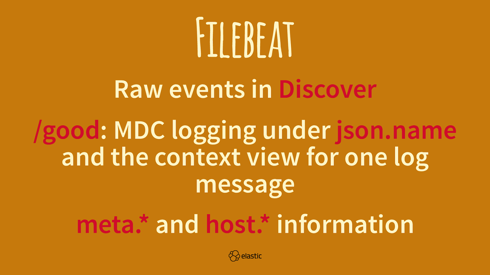 Filebeat Log