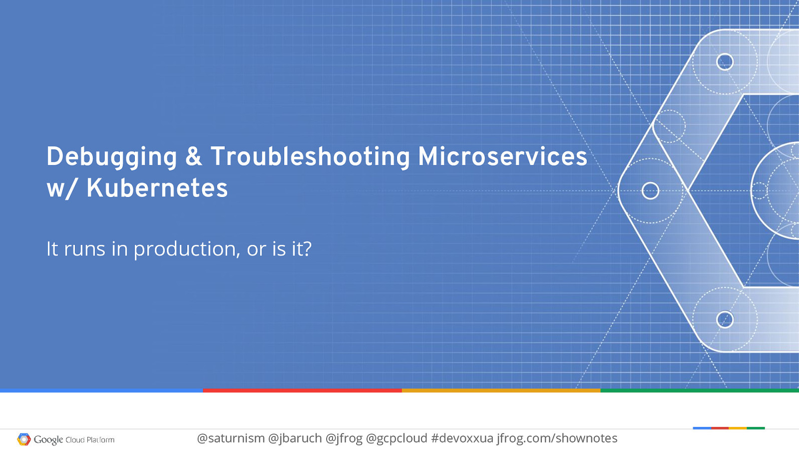 Troubleshooting & Debugging Production Microservices in Kubernetes
