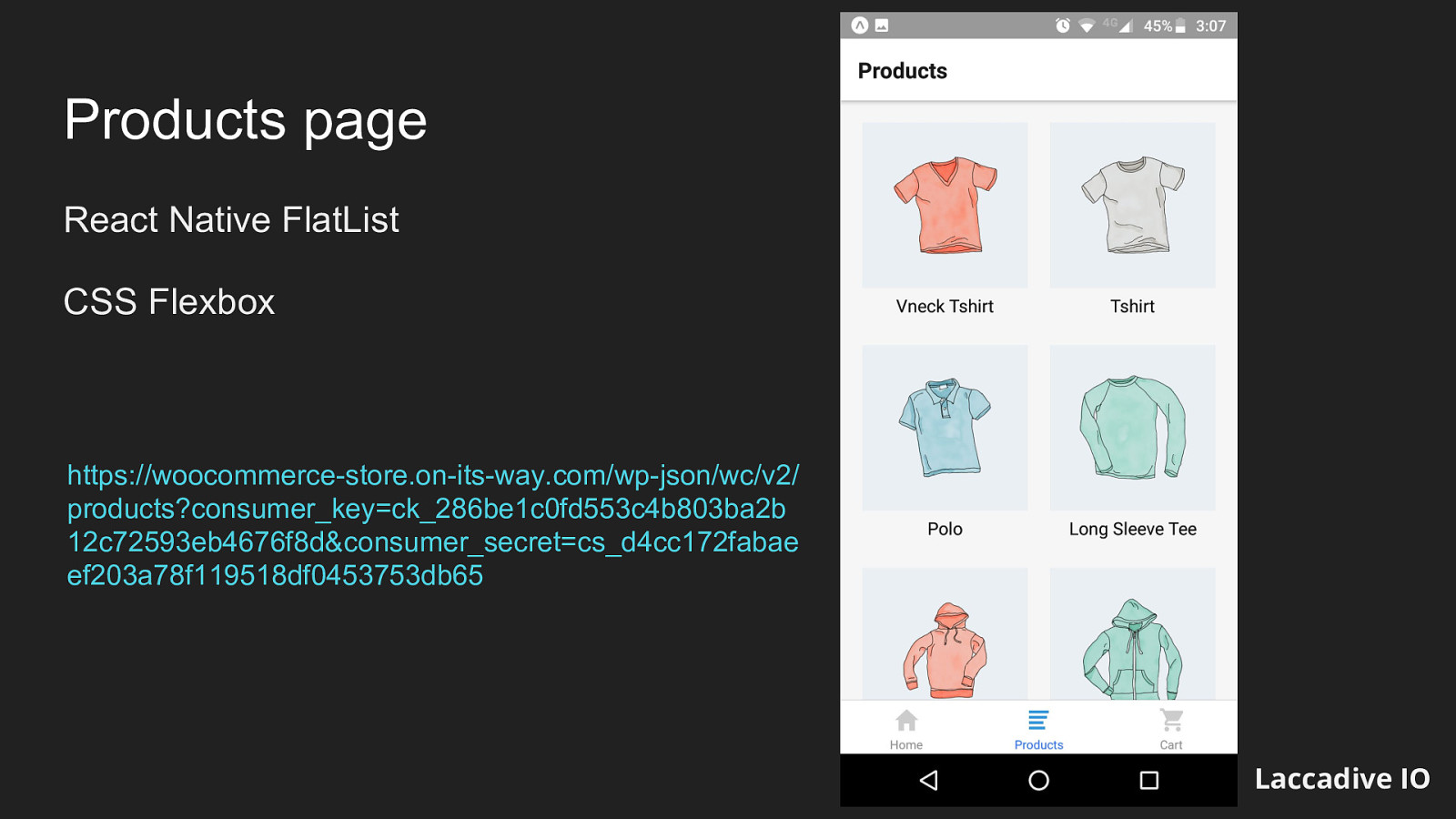 Creating a WooCommerce Mobile App with React Native