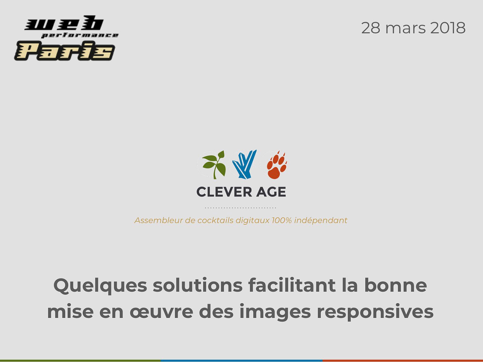 Quelques solutions facilitant la bonne mise en œuvre des images responsives