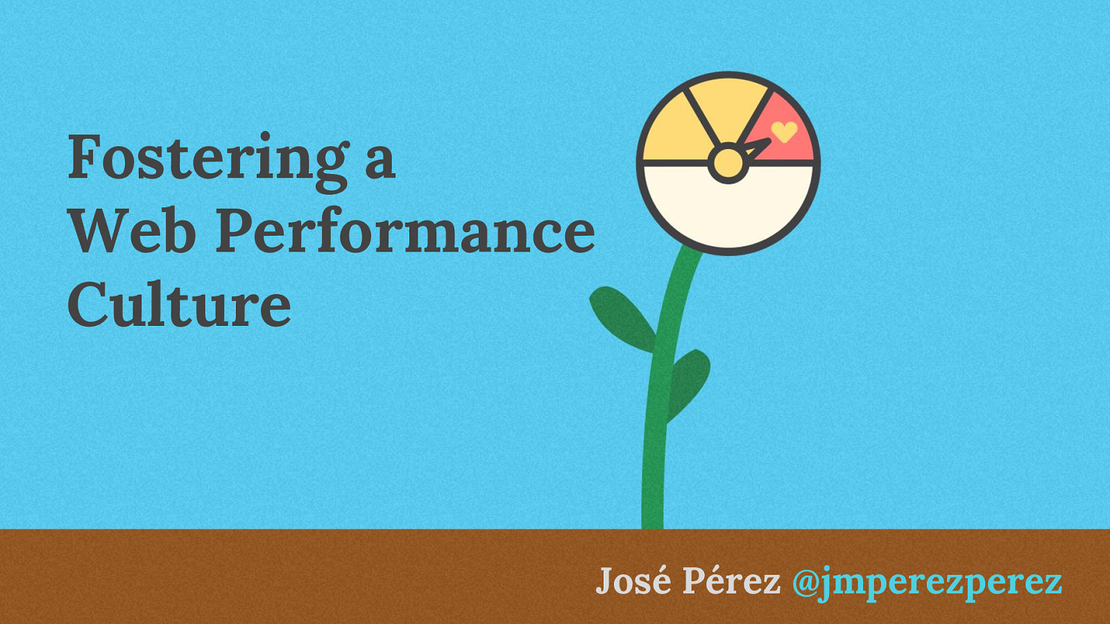 Fostering a Web Performance Culture