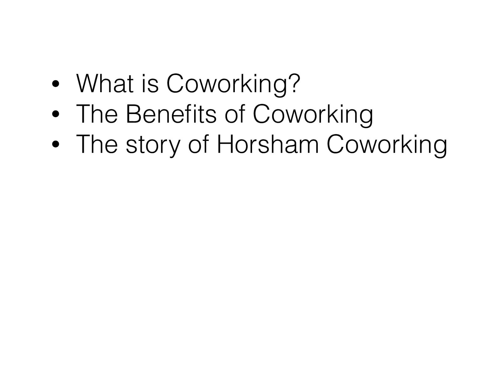 Free Carfax Hack >> Coworking - A New Way of Working