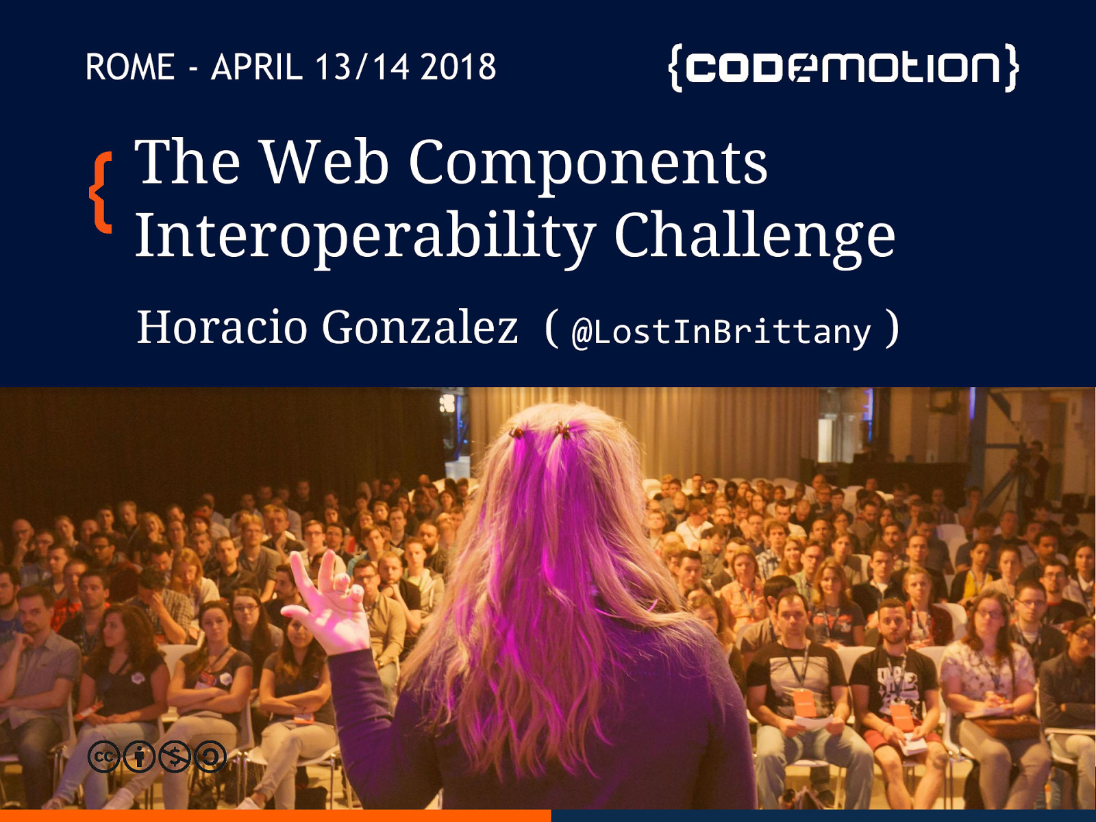 The Web Components interoperability challenge