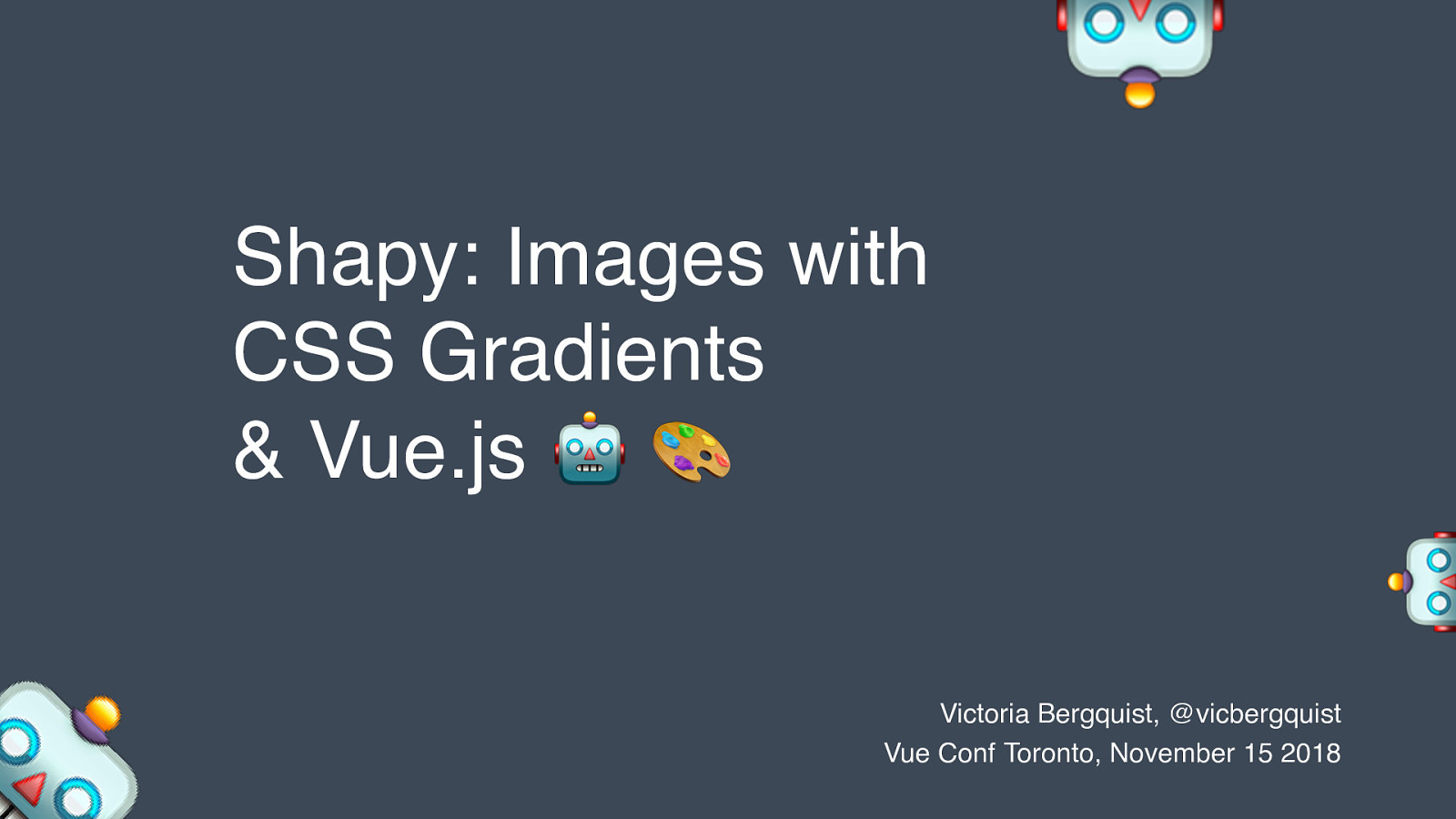 Shapy: Images with CSS Gradients & Vue.js