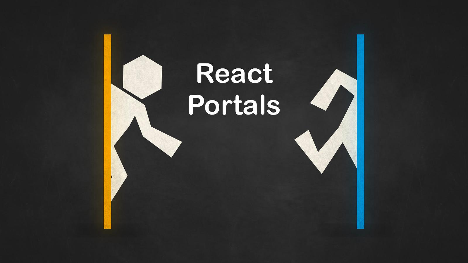 React Portals