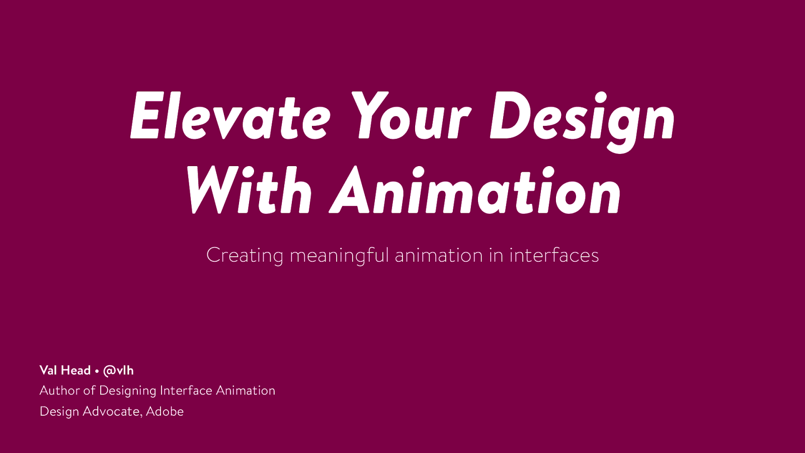Elevate Your Design 