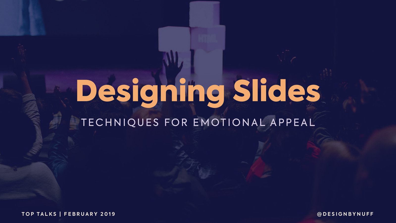 Designing Slides: Techniques for Emotional Appeal