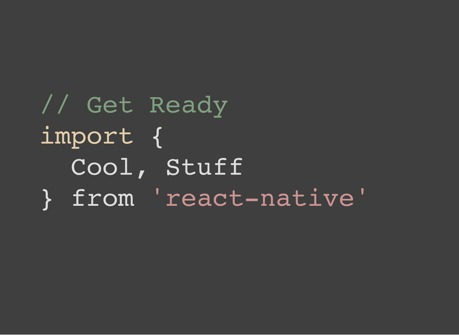 React Native Ignite