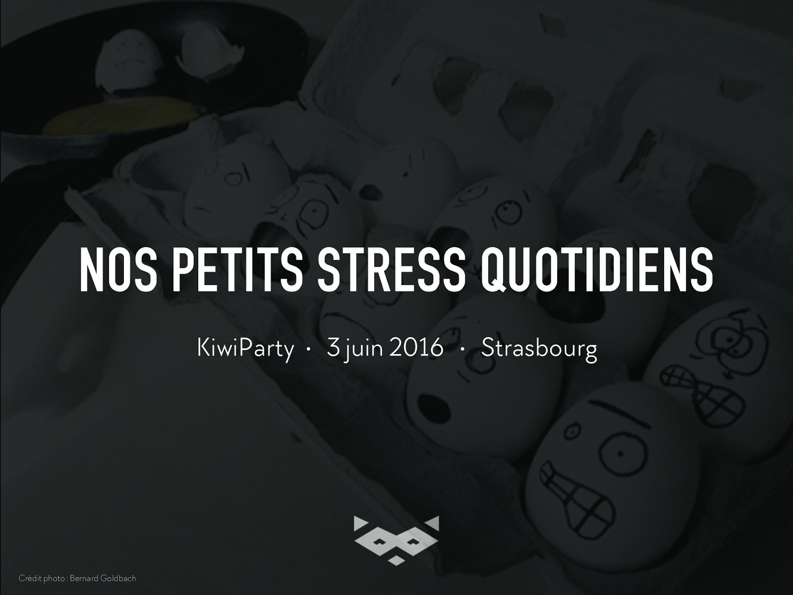 Nos petits stress quotidiens