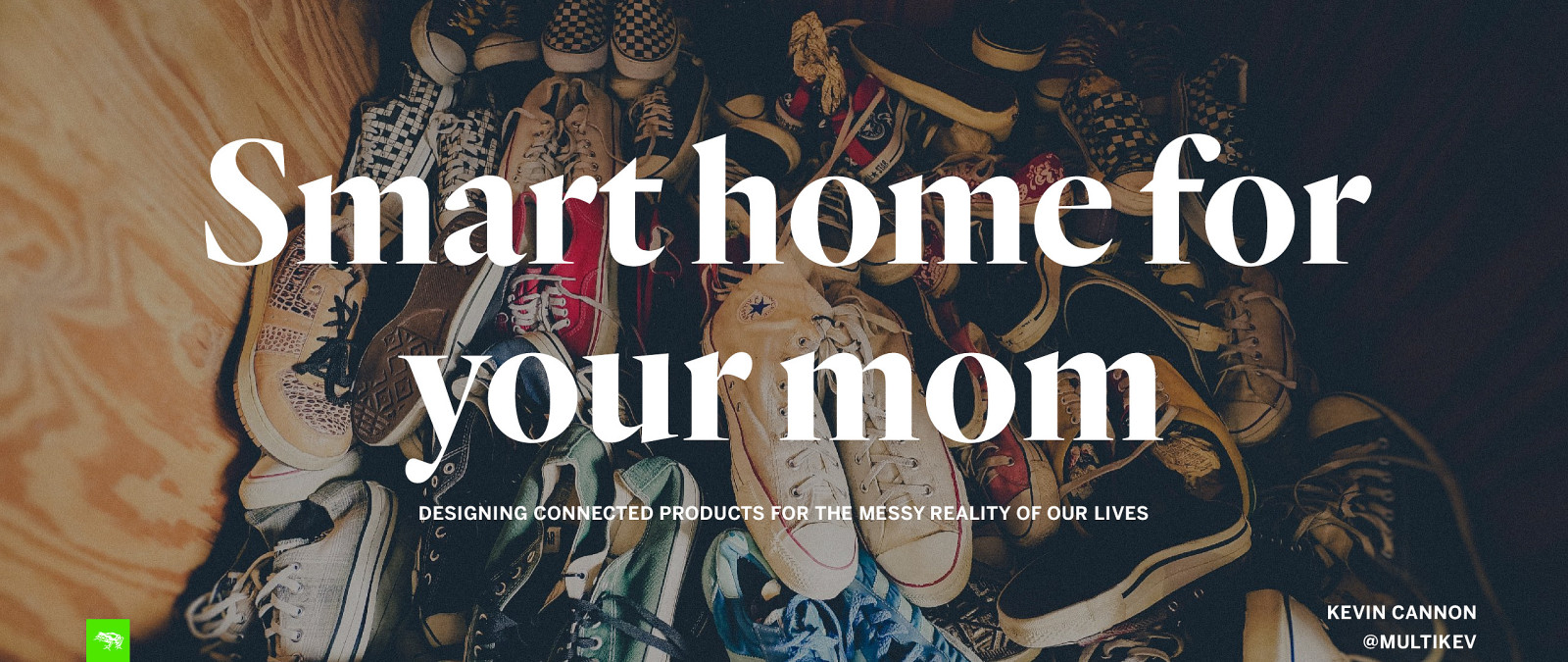 Smart Home For Your Mom