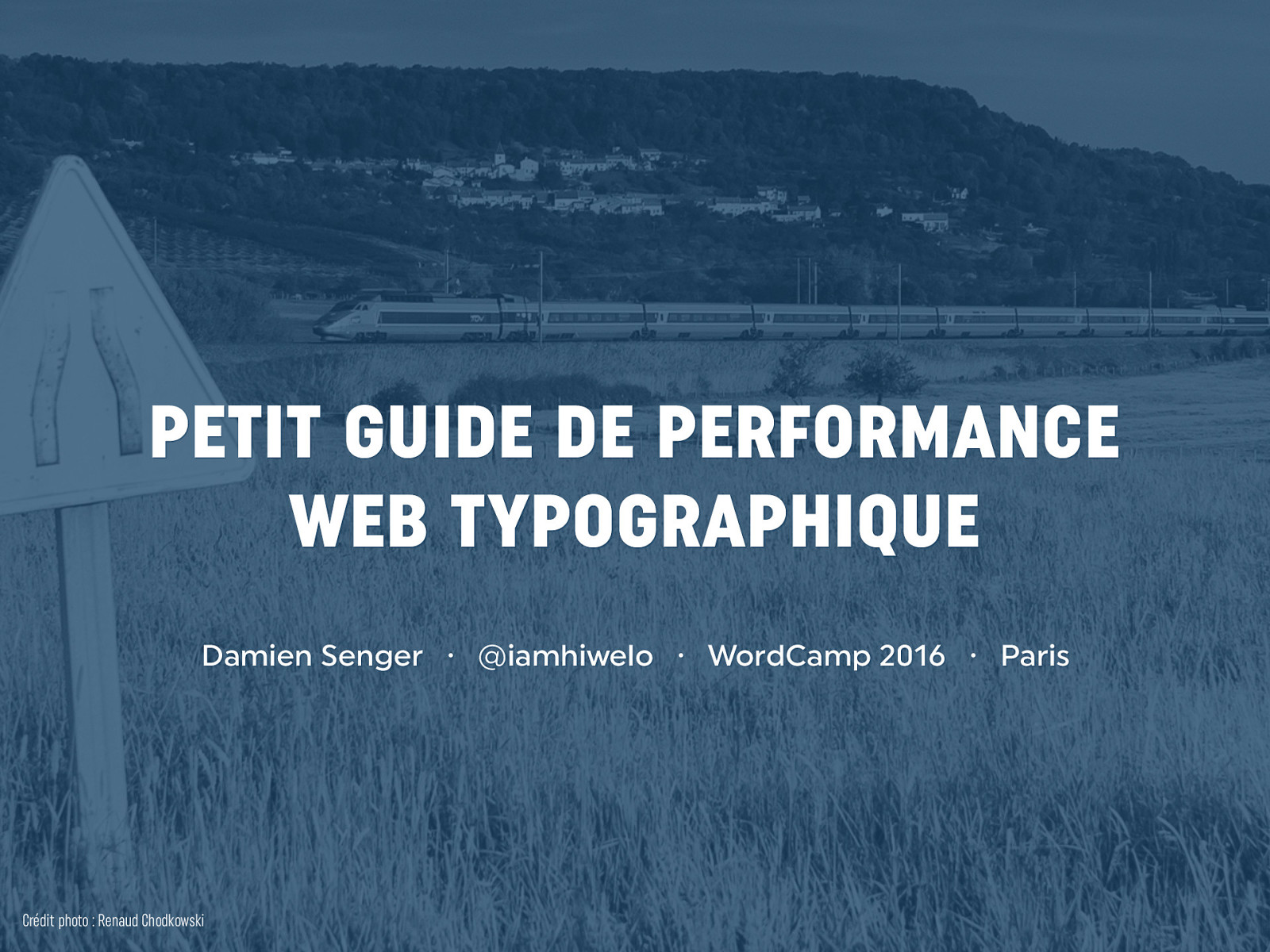 Petit guide de performance web typographique