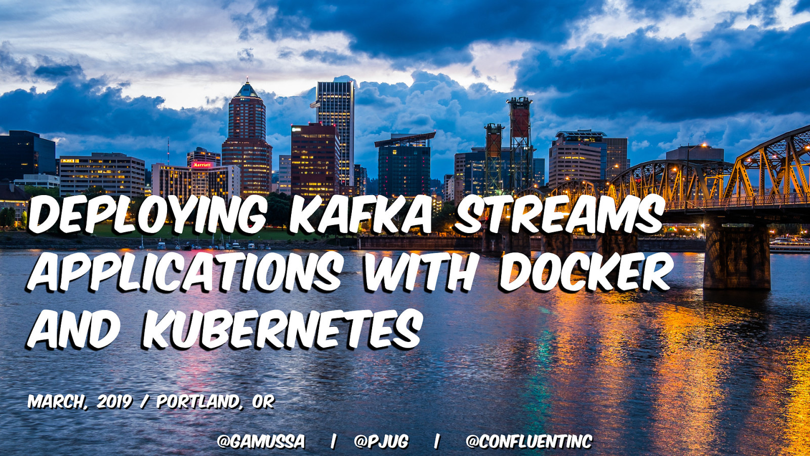 Deploying Kafka Streams Applications with Docker and Kubernetes