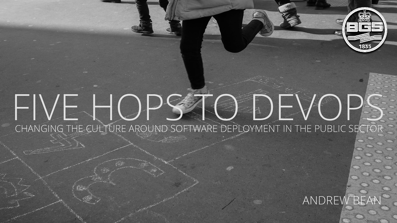 Five hops to DevOps – Changing the culture around software deployment in the public sector