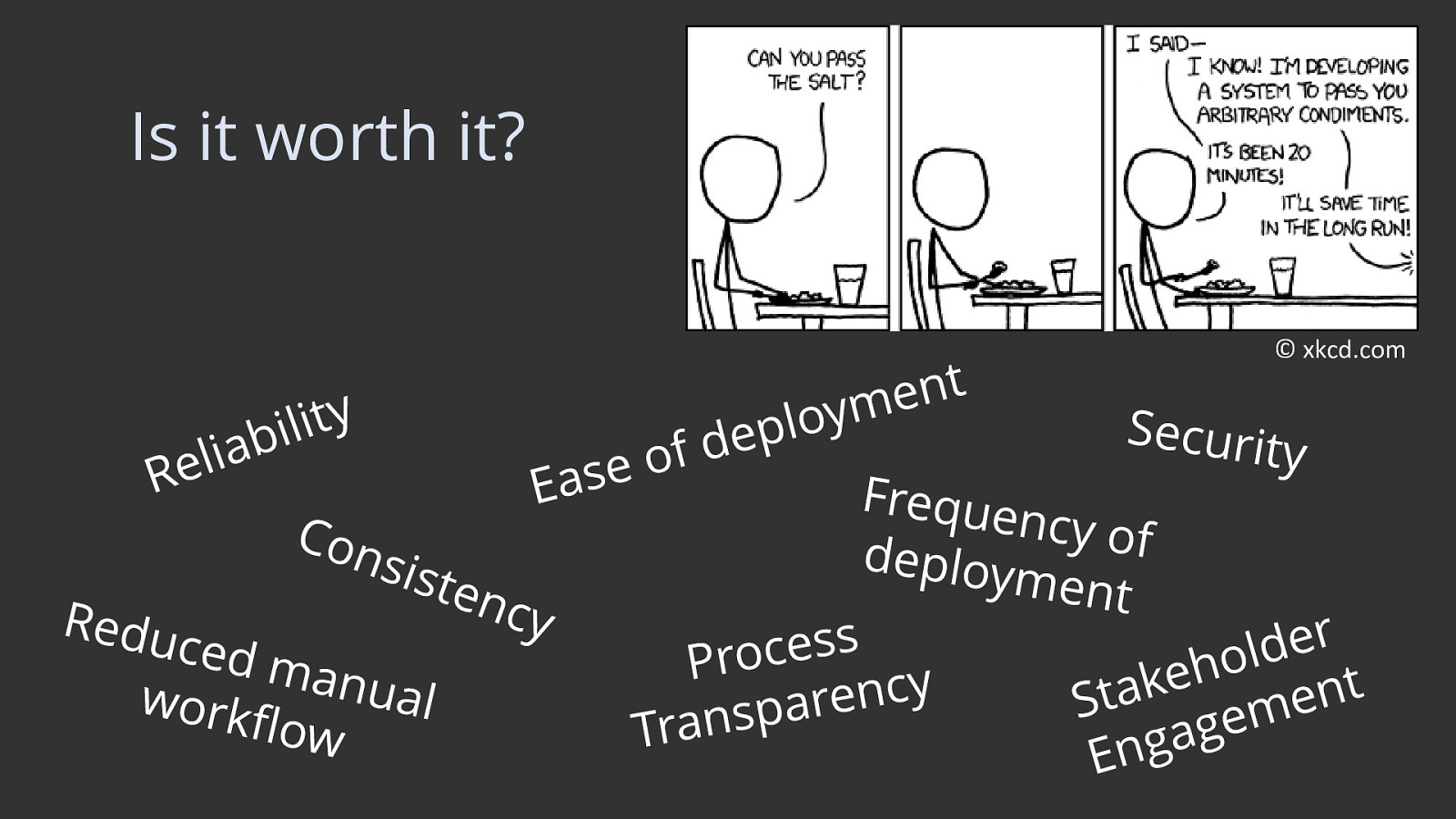 Five hops to DevOps – Changing the culture around software