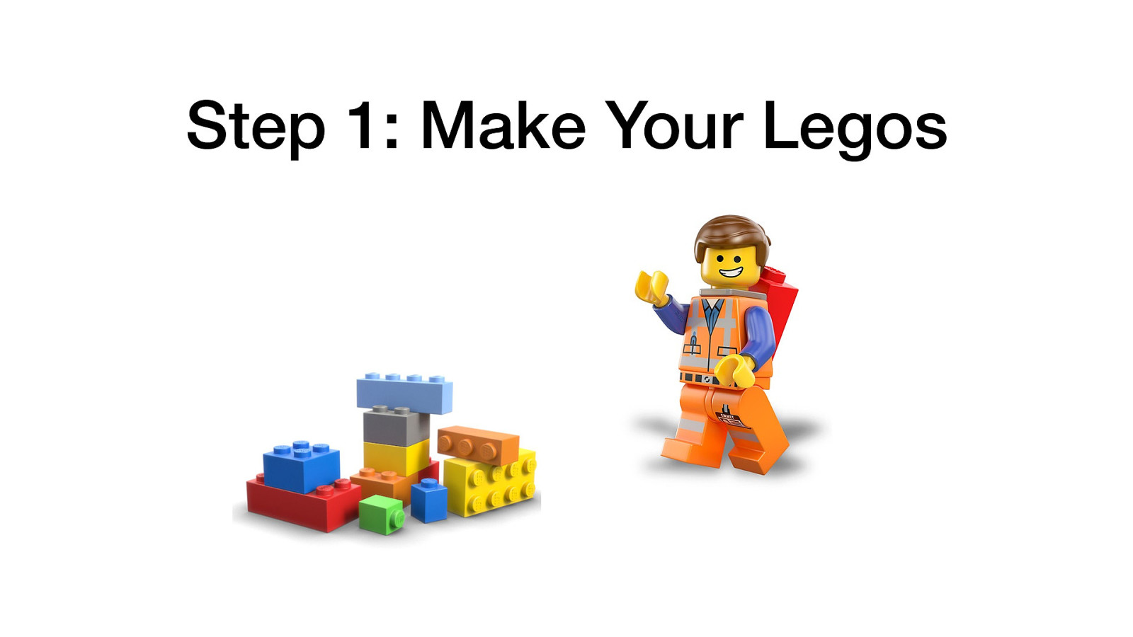 No Bad Legos: Building a Toy Box for Everybody