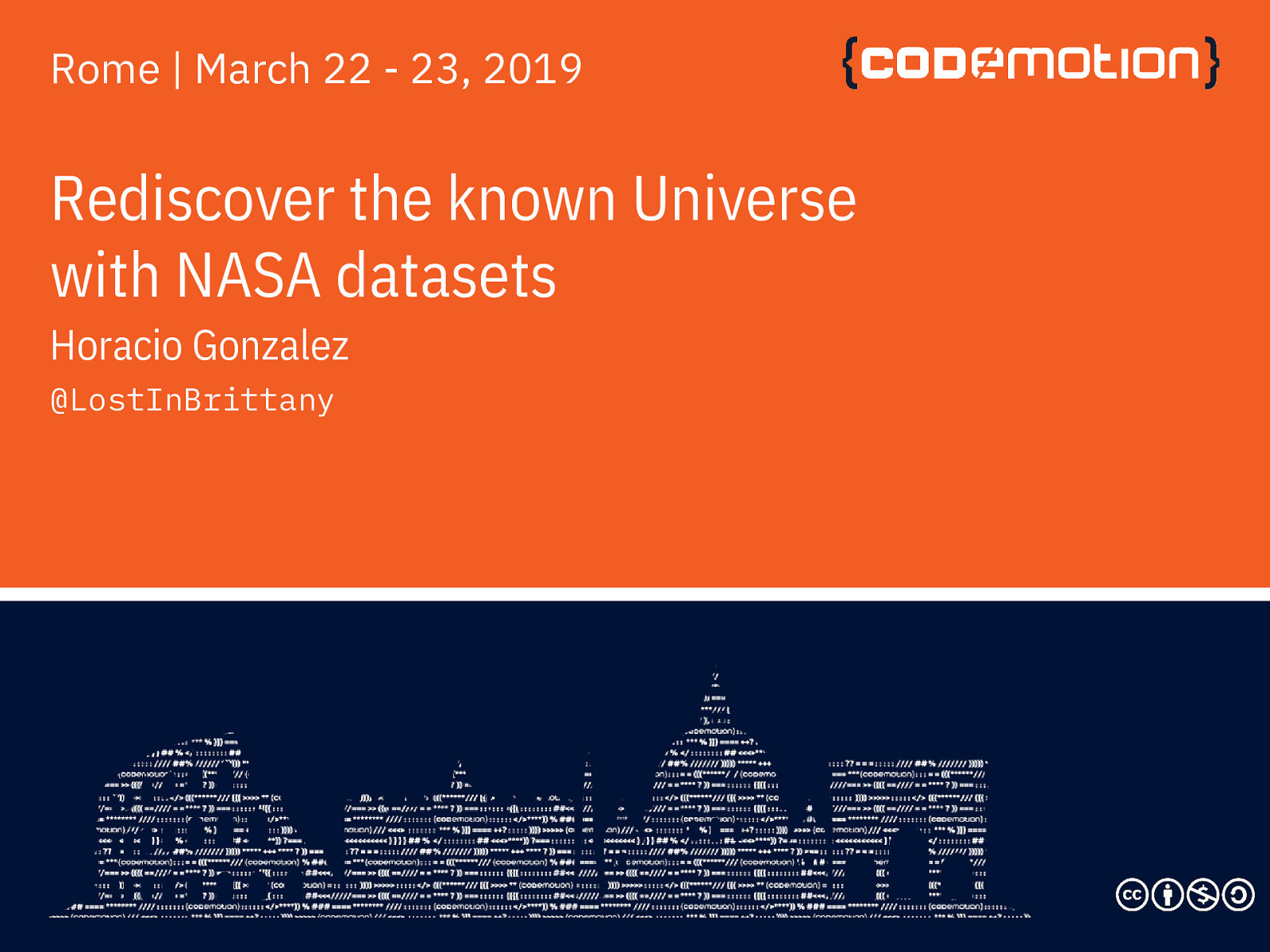 Rediscover the known Universe with NASA datasets