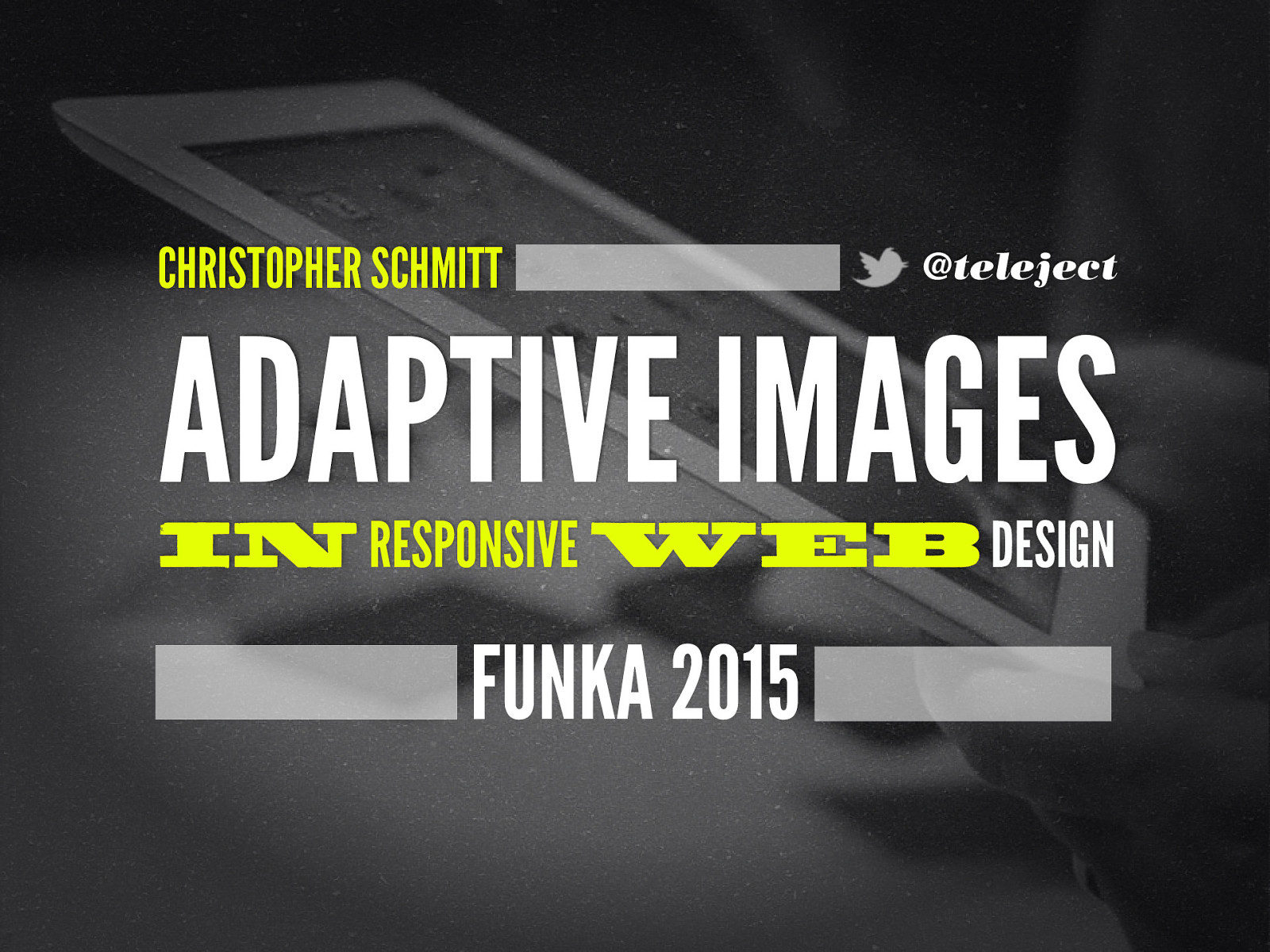 Adaptive Images in Responsive Design
