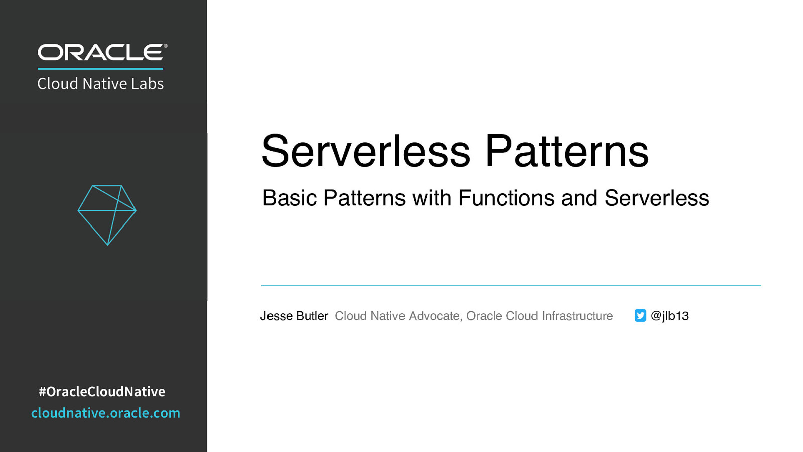 Serverless Patterns