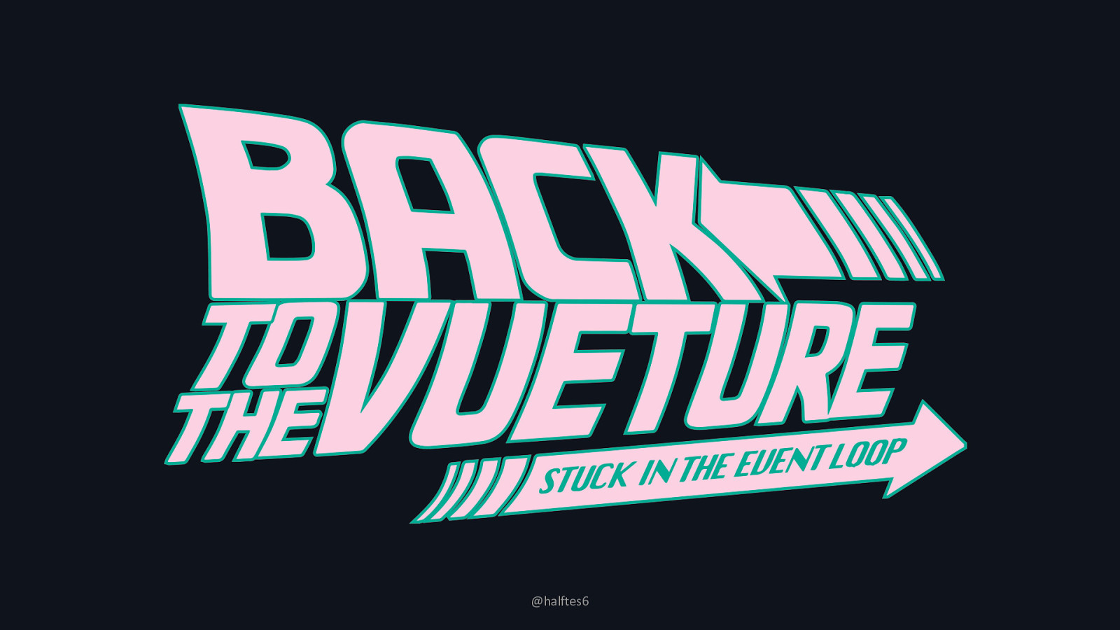 Back to the Vueture: Stuck in the Event Loop