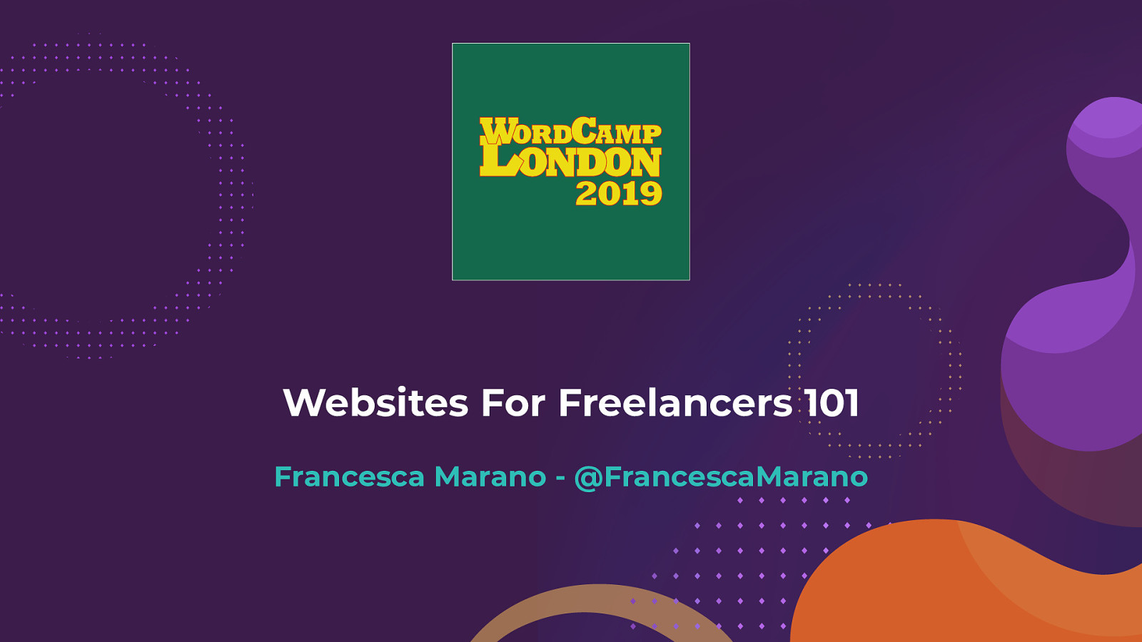 Websites for freelancers 101