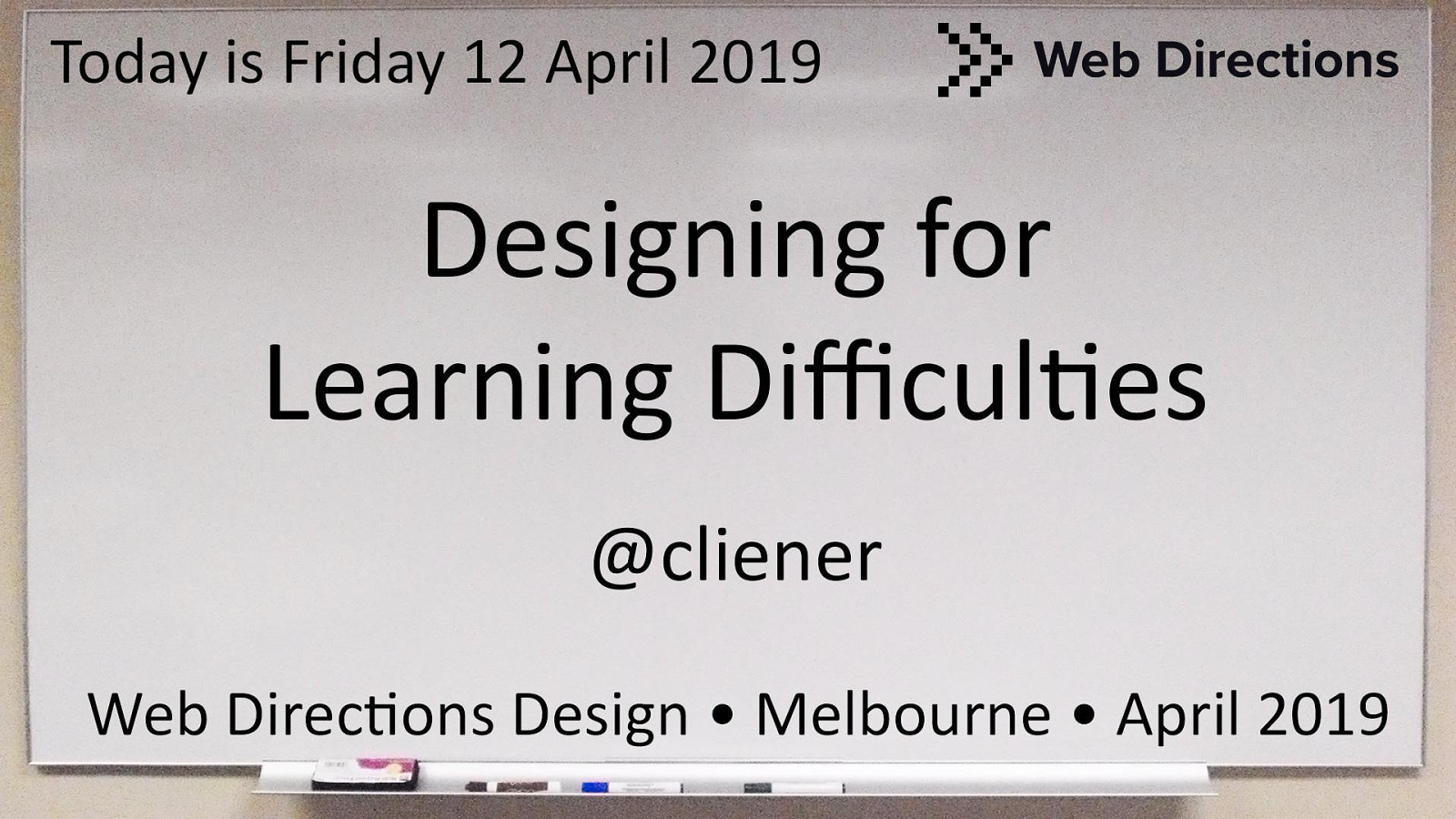 Designing for Learning Difficulties