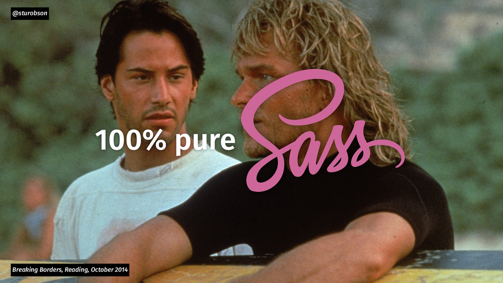 100% Pure Sass