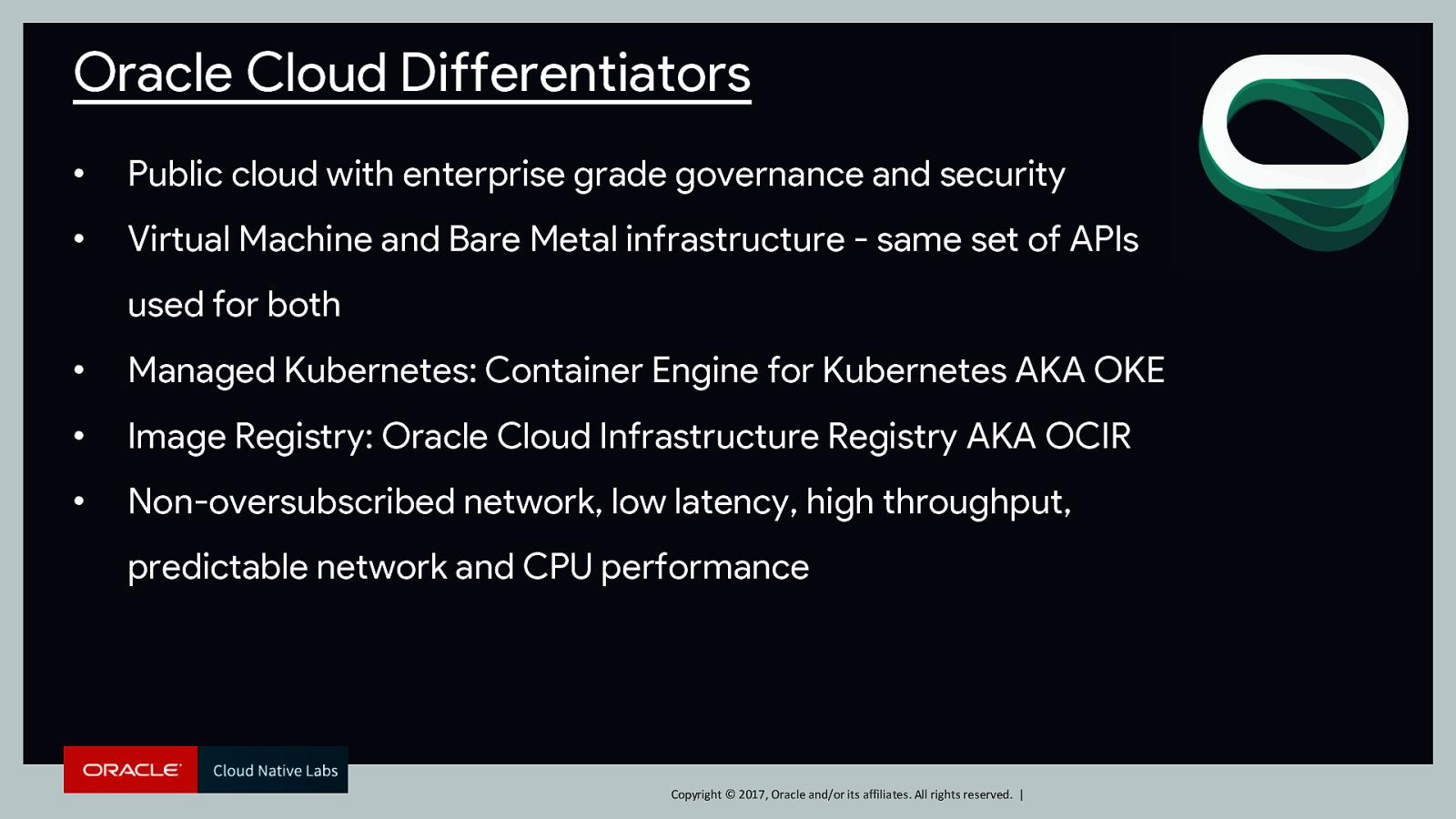 Spinnaker on Oracle Cloud