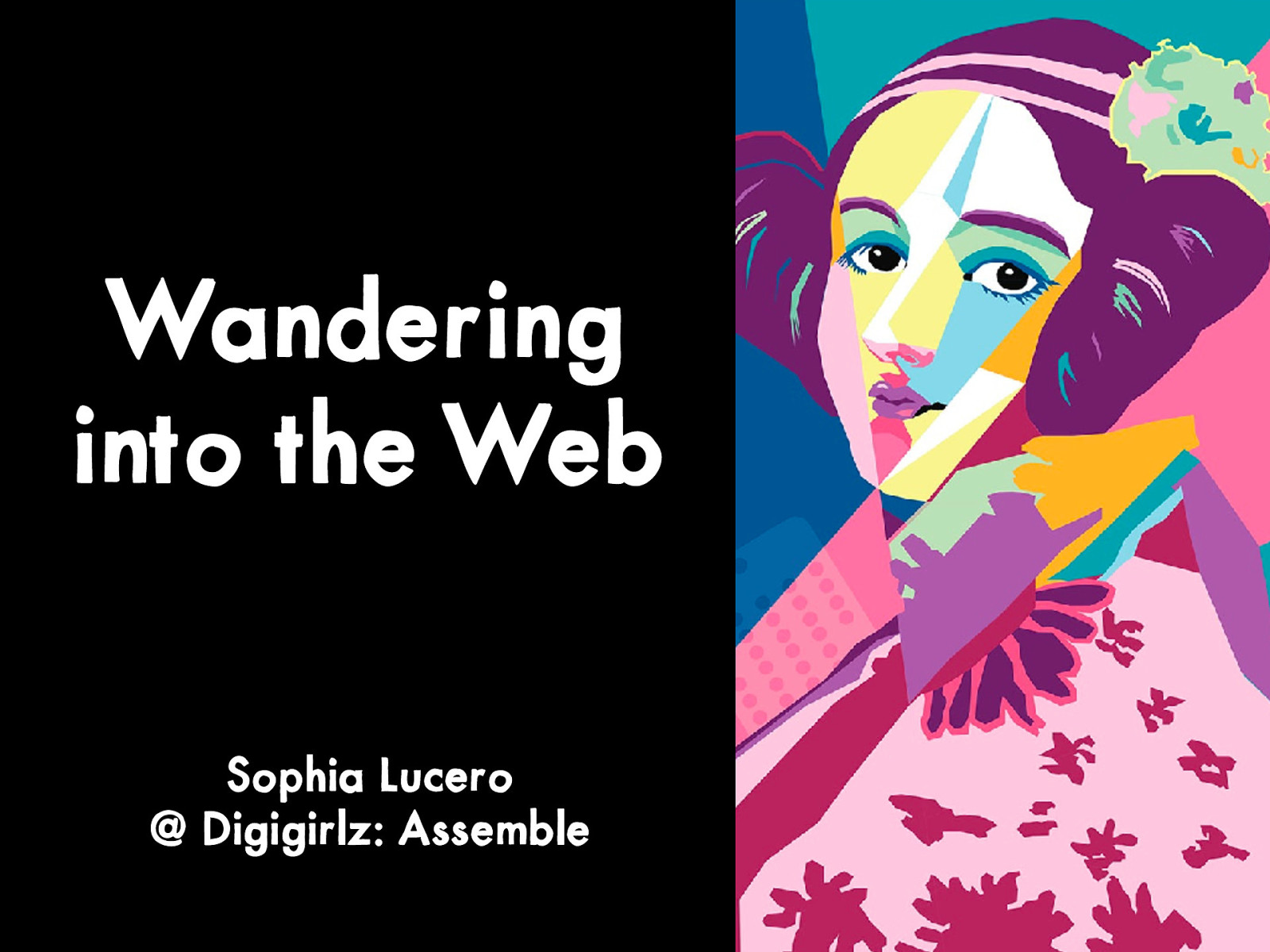 Wandering into the Web