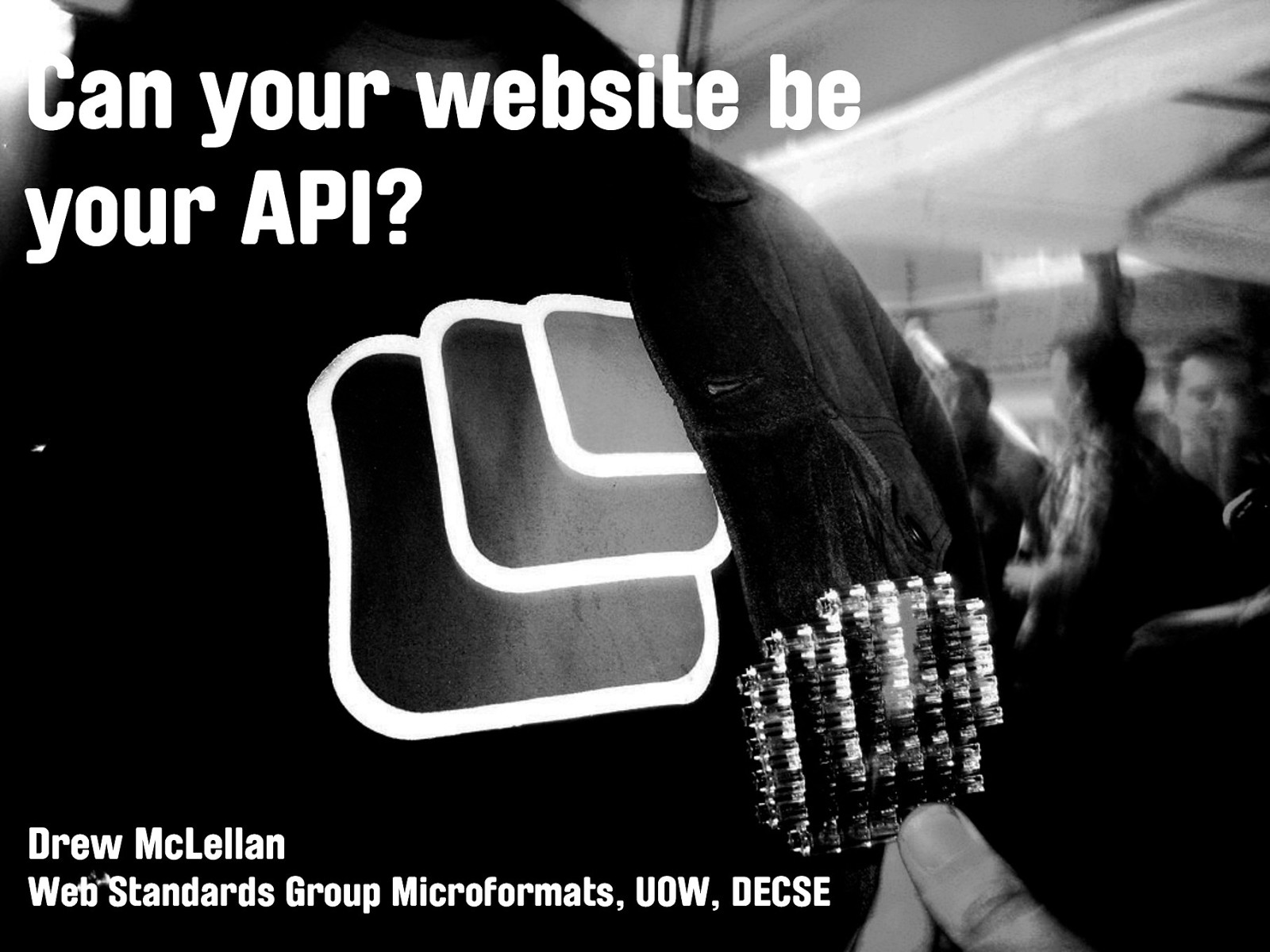 Can Your Website Be Your API?